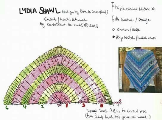 lydia shawl