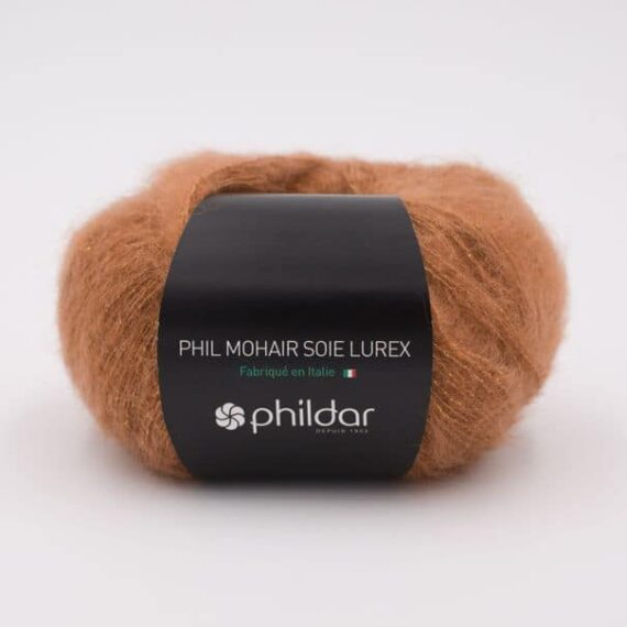 Phildar Phil Mohair Soie Lurex